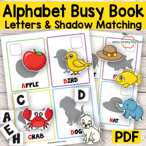 Letter L Worksheets - Alphabet Series - Easy Peasy Learners